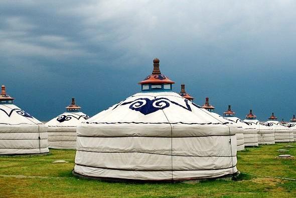 蒙古包生产